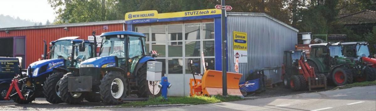 STUTZtech AG, Aadorferstrasse 3, 9546 Tuttwil, 052 366 45 72